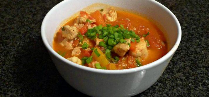 kurczak jambalaya