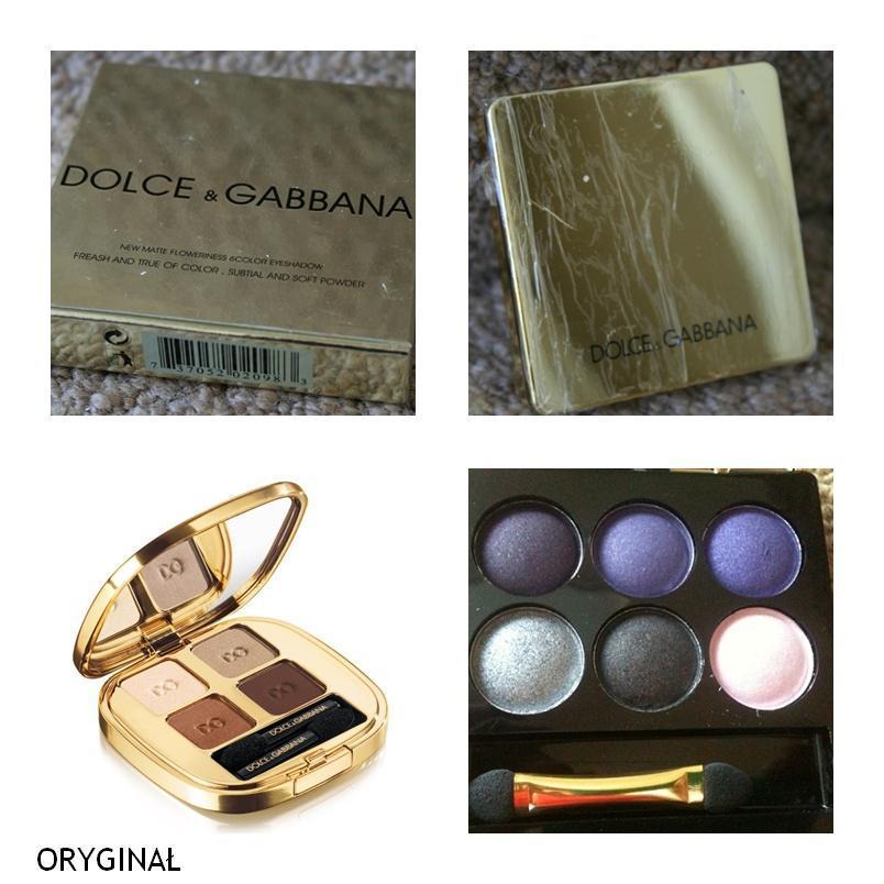Dolce & Gabbana okrutnie podrobione