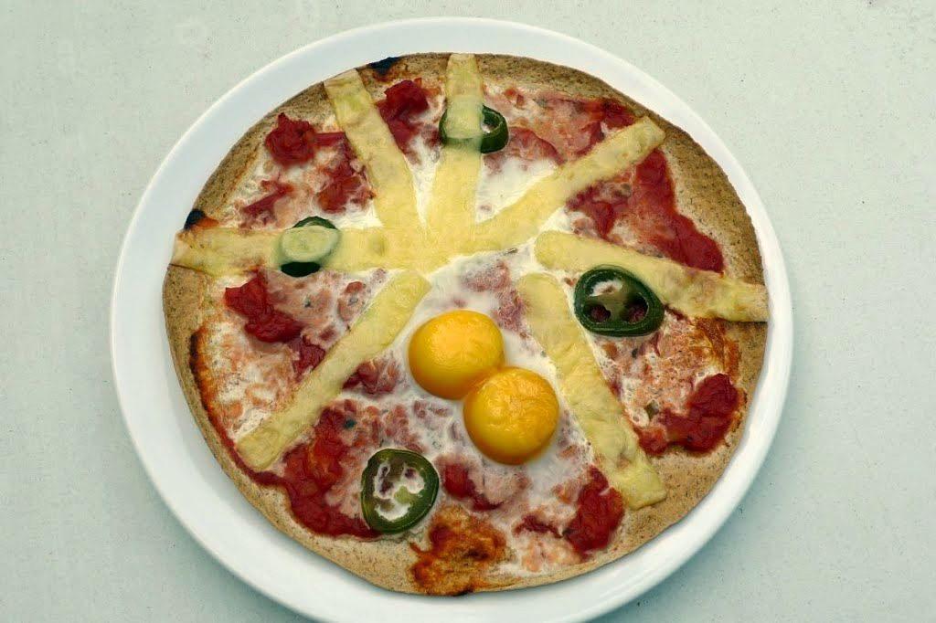 pizza meksykanska