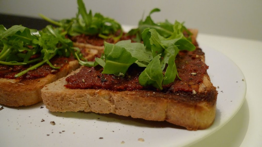 Błyskawiczne tosty