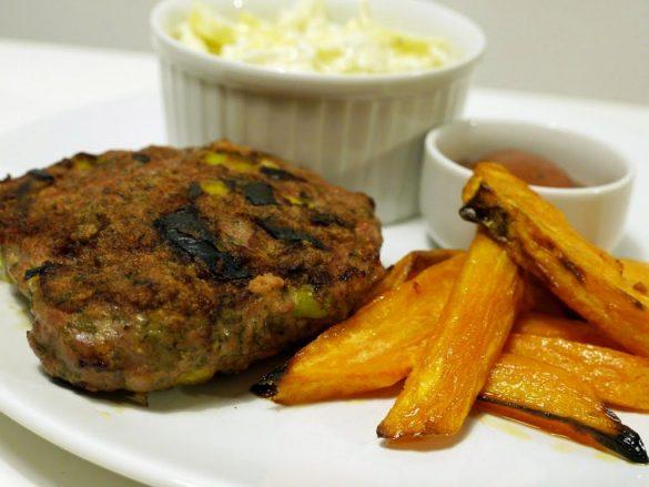 drobiowe burgery