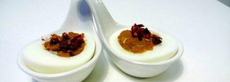jajka faszerowane po hindusku
