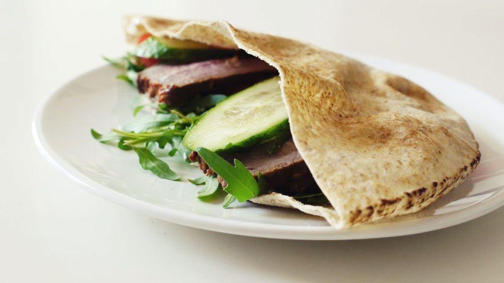 Co brać do pracy: domowy kebab na ostro