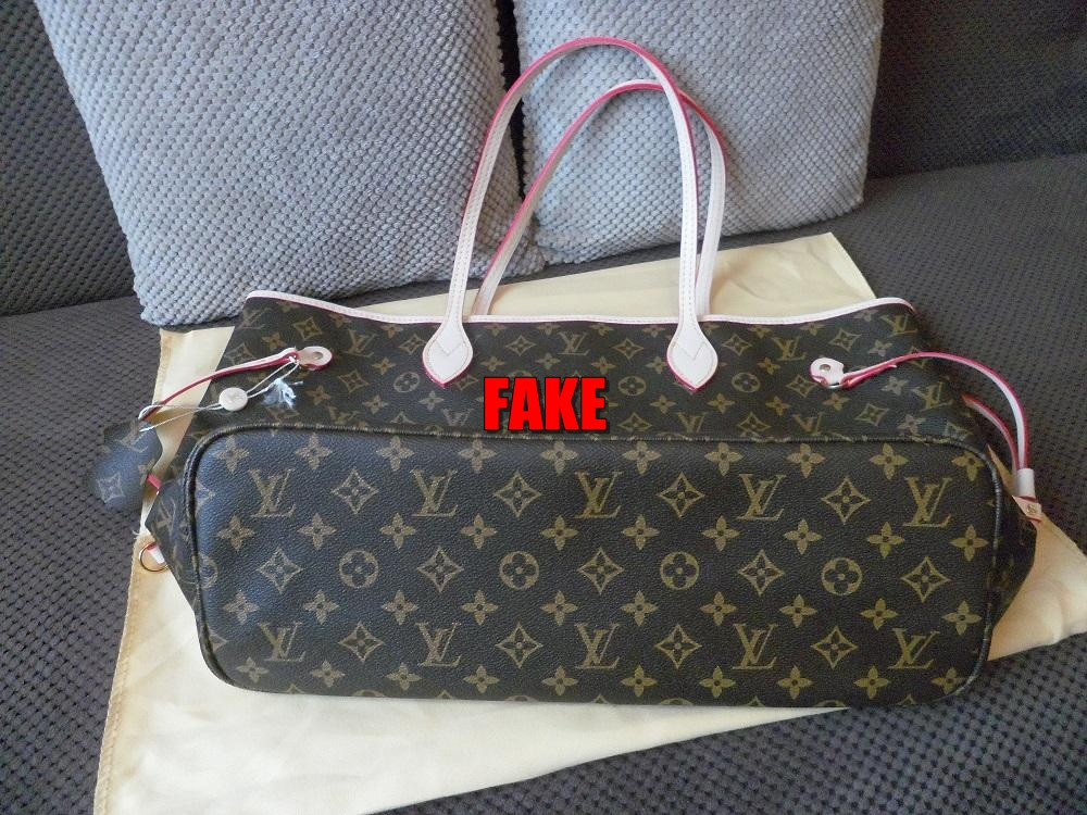 05809a49aa591 Jak kupić oryginał Louis Vuitton Neverfull? - Jest Pięknie