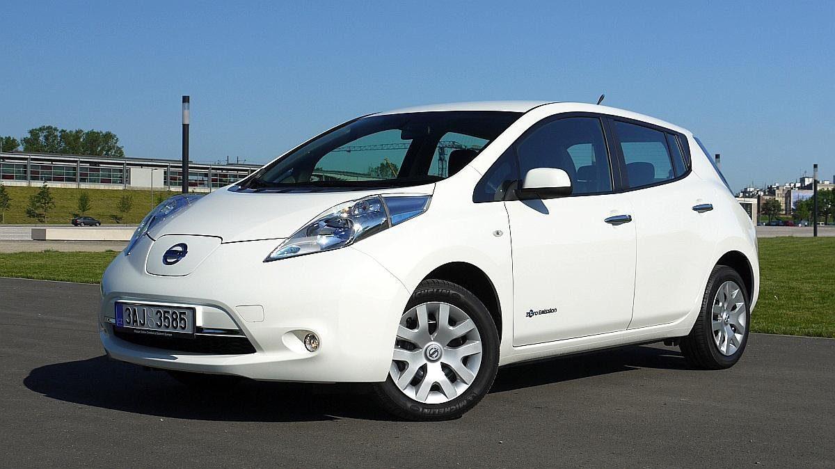 Nissan Leaf: mój test