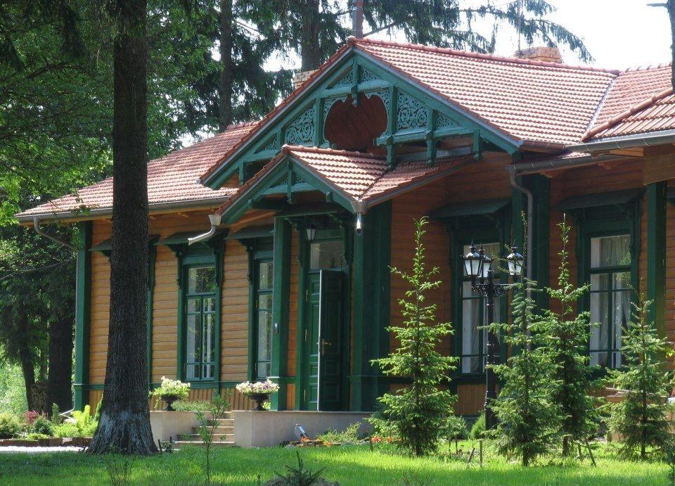 Restauracja Carska, Białowieża