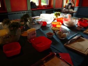 Warsztaty gotowania w Blue Cactus