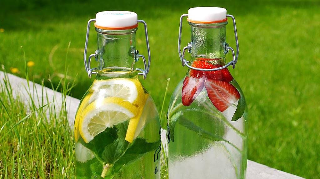 Zdrowa woda smakowa