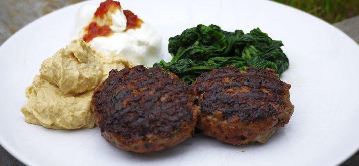 arabskie burgery