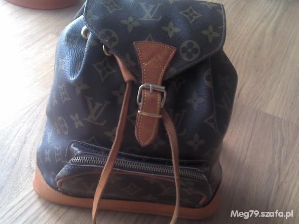 Jak kupić oryginalny plecak Louis Vuitton Montsouris?