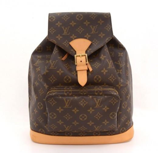 4f8bafc04 Jak kupić oryginalny plecak Louis Vuitton Montsouris? - Jest Pięknie