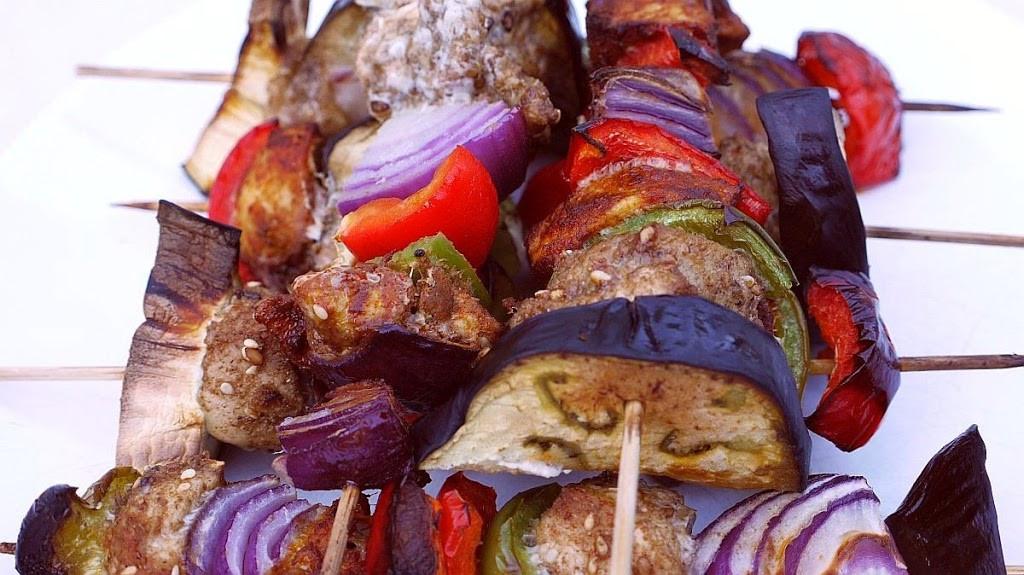 Arabskie szaszłyki