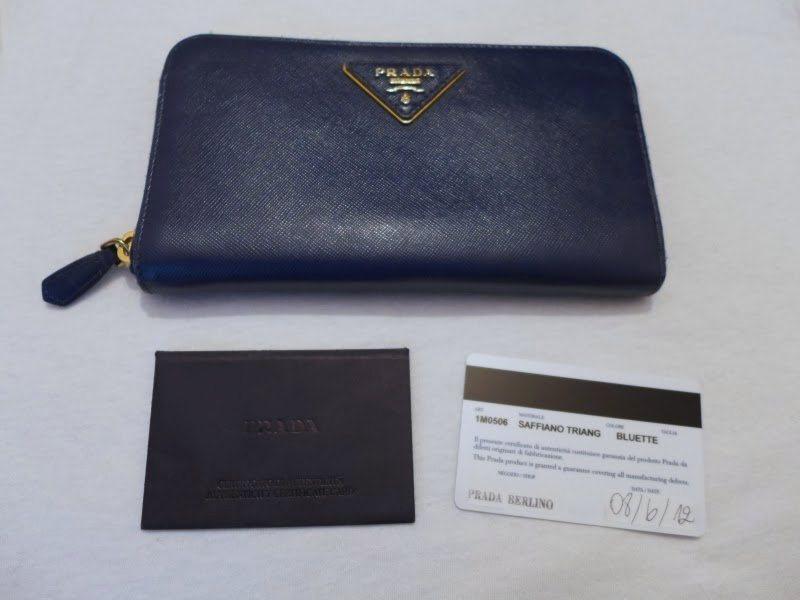 73c854449dde0 Jak kupić oryginalny portfel Prada? | Lifestyle | zBLOGowani