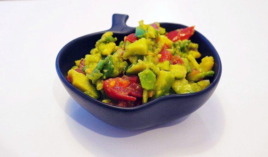 Guacamole – sos z awokado