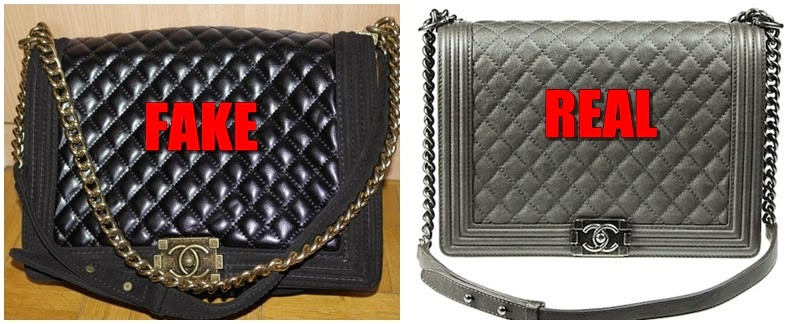 9deec182d72a5 Jak rozpoznać oryginalną torebkę Chanel Boy? - Jest Pięknie