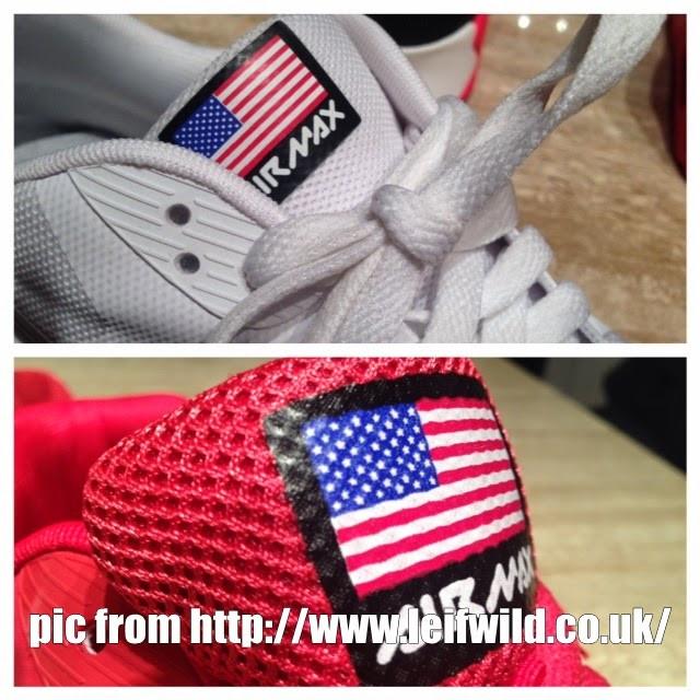 the latest 4567d 9bb28 Jak rozpoznać podróbki Nike Air Max – nadruk flagi na języku
