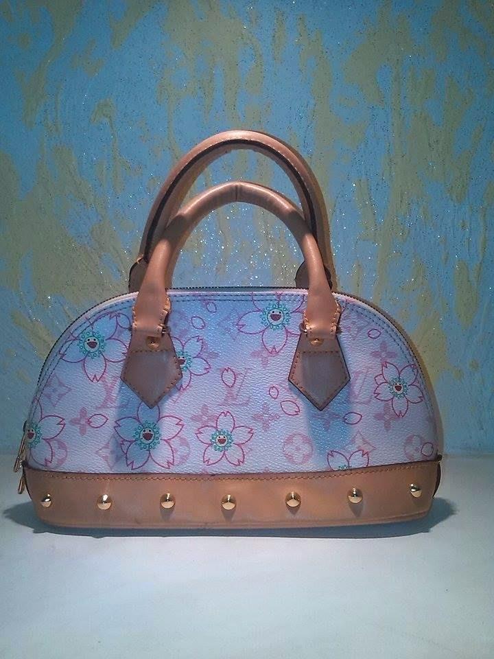 5e56c89d7f7bd Jak rozpoznać podróbkę torebki Louis Vuitton Cherry Blossom – wygląd