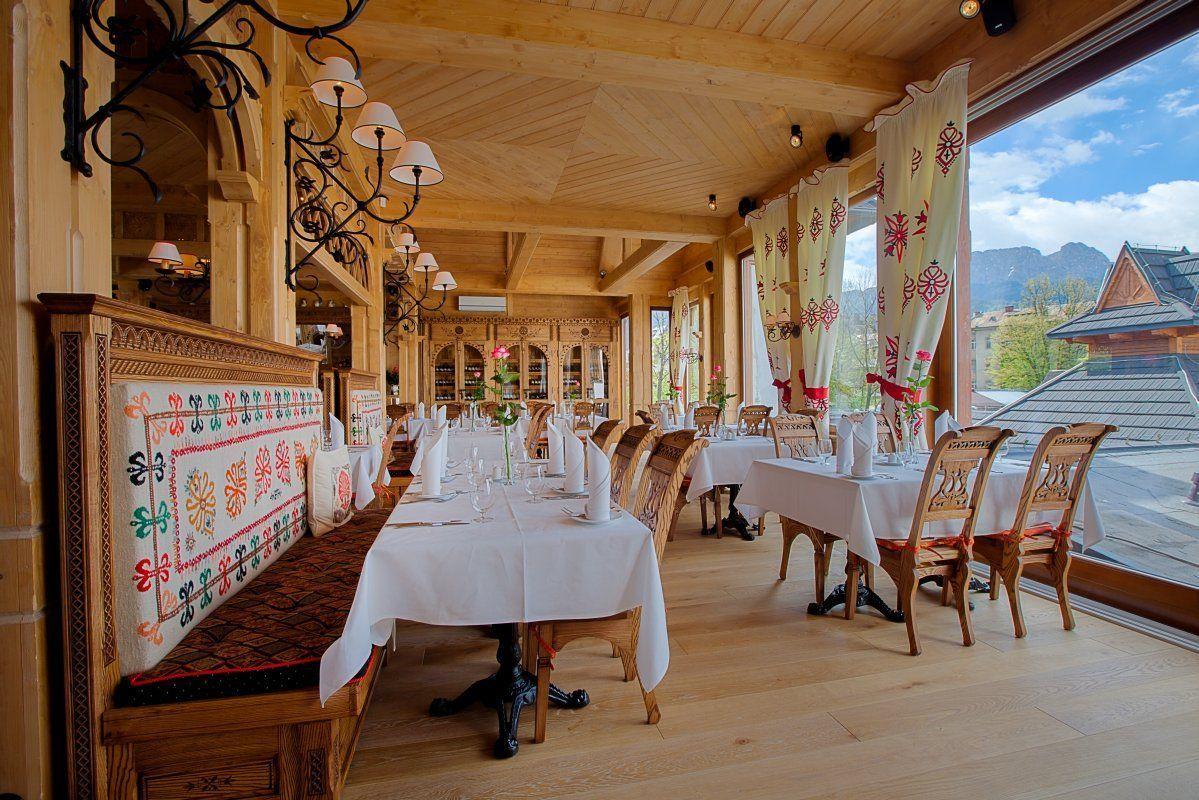 Restauracja Góralska Tradycja, Zakopane
