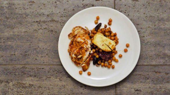 kurczak z ciecierzyca - proste przepisy Jest Pięknie