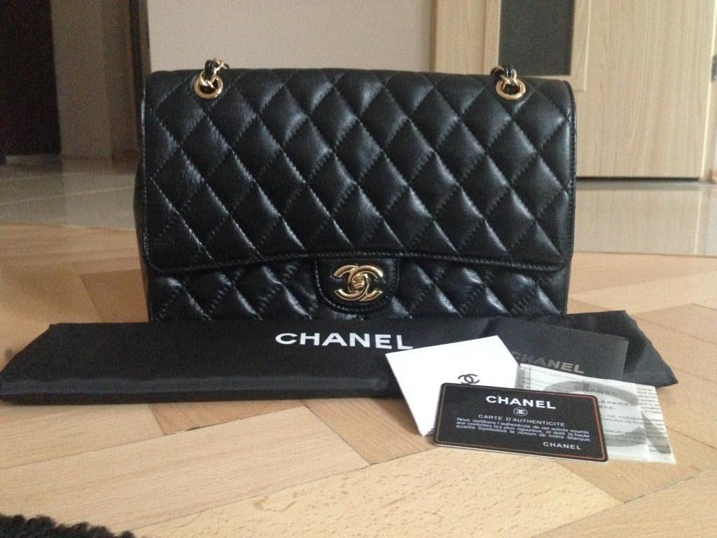 b25c17248f38f Jak rozpoznać podróbkę Chanel Jumbo Flap Bag - Jest Pięknie
