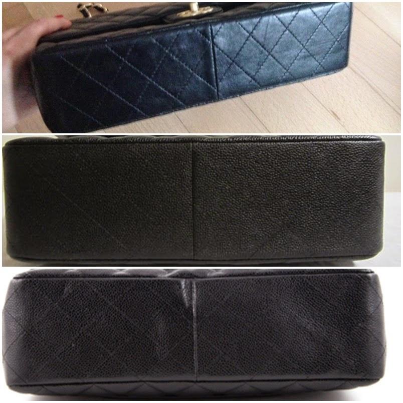 e379bcd16b5b5 Jak rozpoznać podróbkę Chanel Jumbo Flap Bag: wygląd torebki