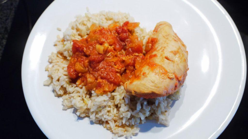 03pikantny kurczak w pomidorach01