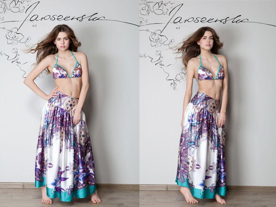 Kolekcja Natalii Jaroszewskiej wiosna-lato 2015