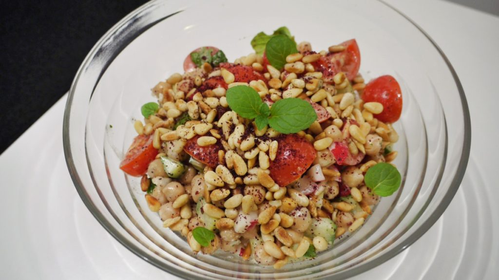 salatka arabska
