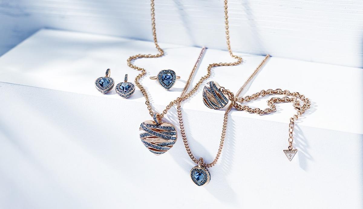 Biżuteria Guess na lato 2015