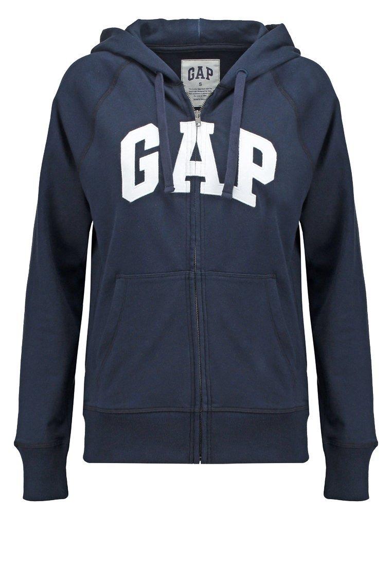bluza z logo gap