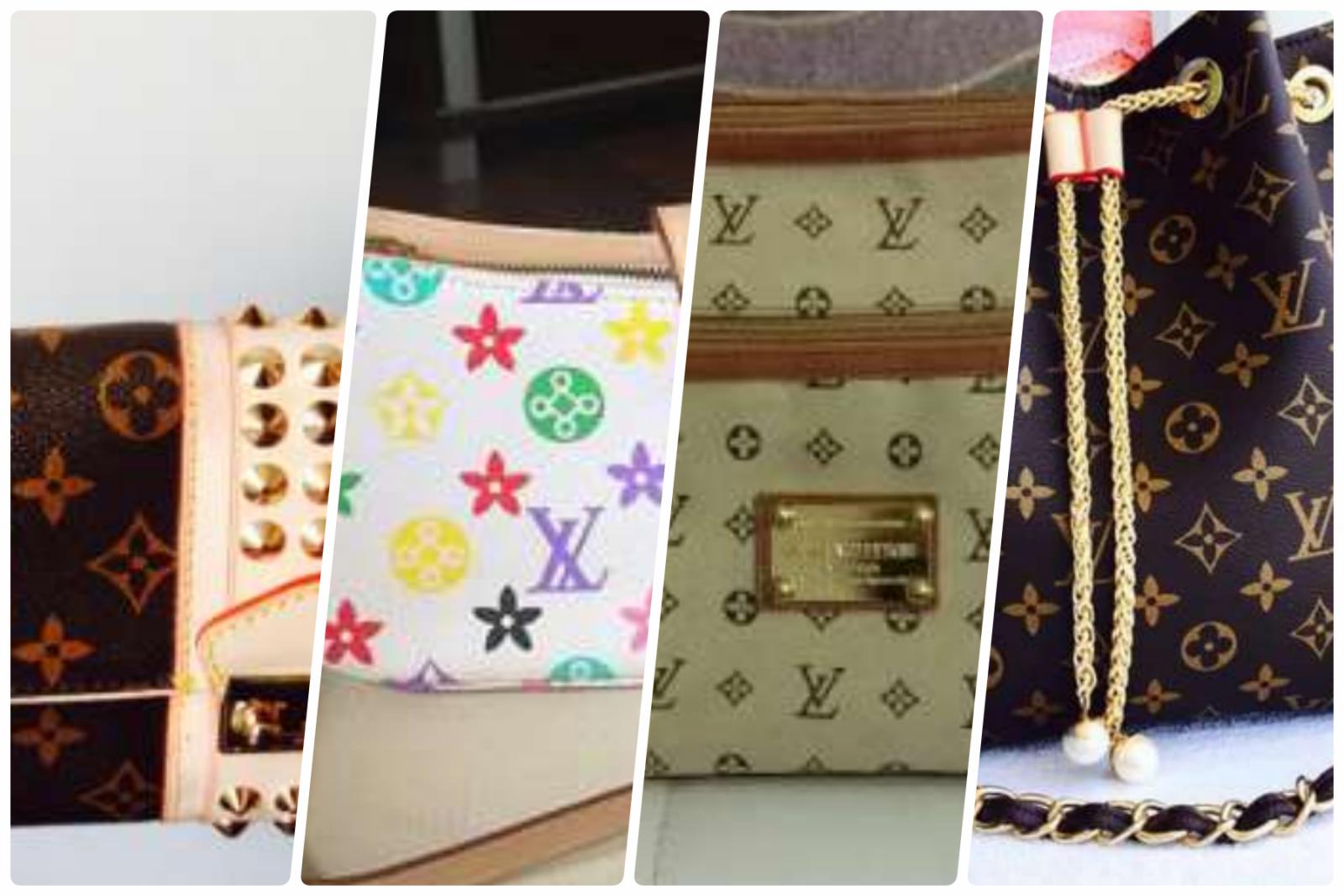 22 podróbki Louis Vuitton