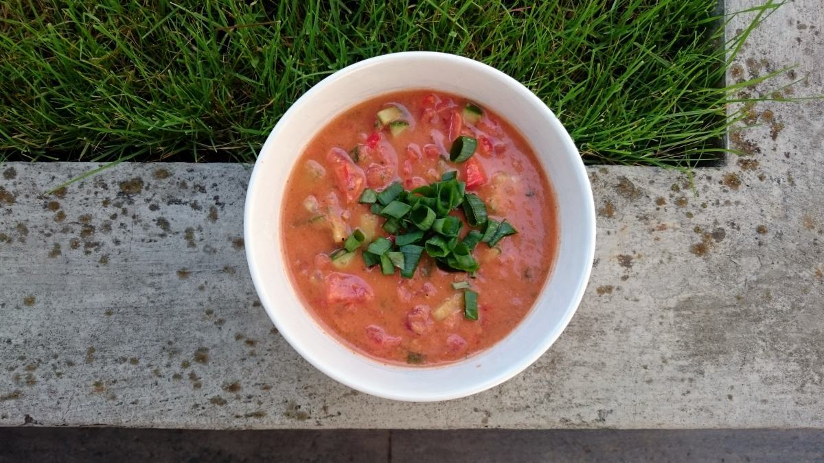 Gazpacho – zupa na upał