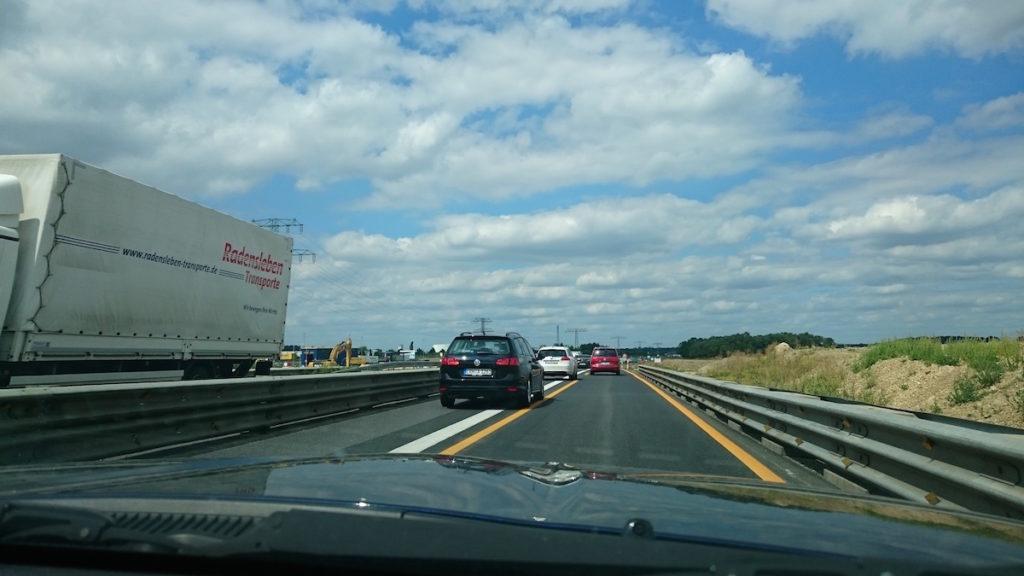 Autobahn do Berlina