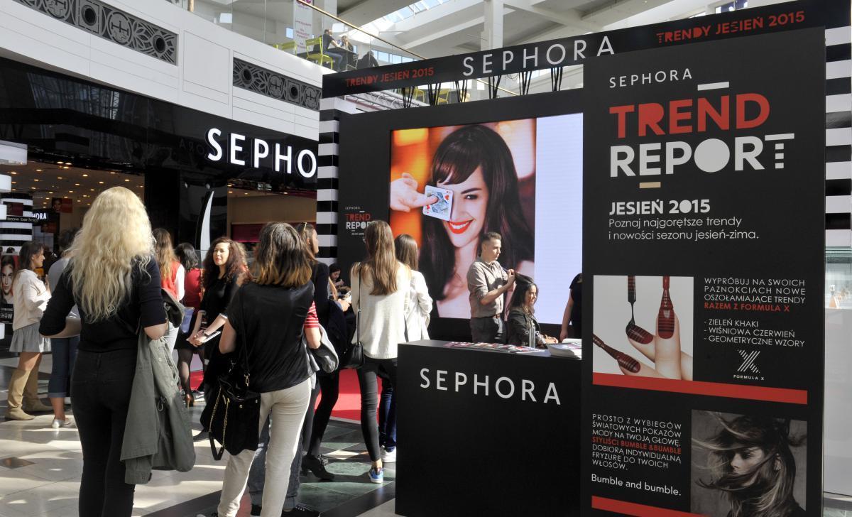 5 kosmetyków z Sephora Trend Report, które zrobiły na mnie wrażenie