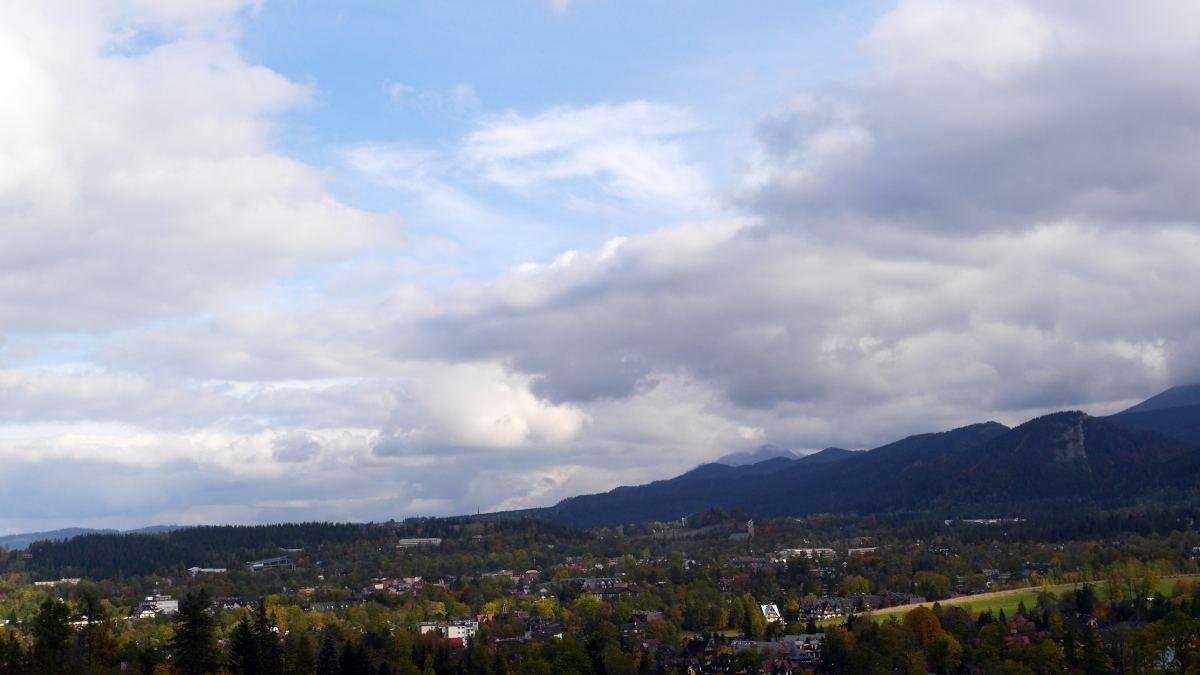 Jesienne wakacje: hotel Kasprowy, Zakopane