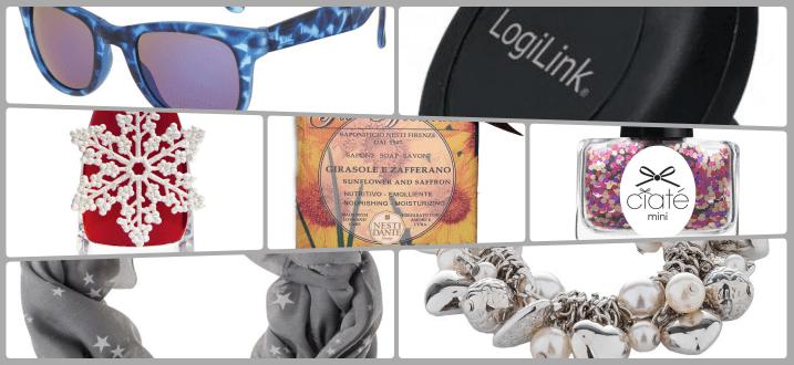 Prezenty świąteczne 2018 do 50 zł: biżuteria, torebki, dodatki