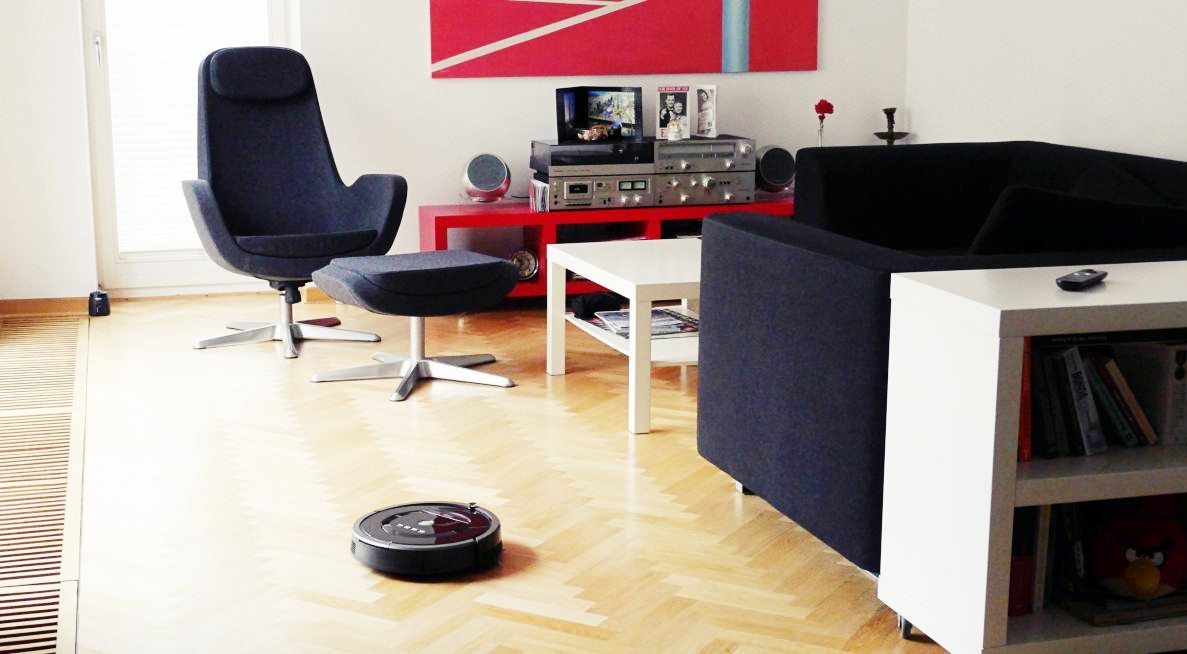 Czy warto kupić odkurzacz iRobot Roomba?