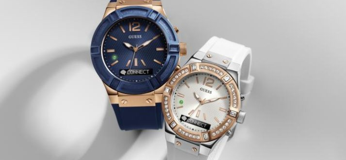 smartwatch guess gorne