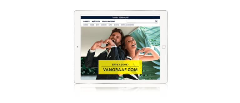 Rusza sklep internetowy vangraaf.com