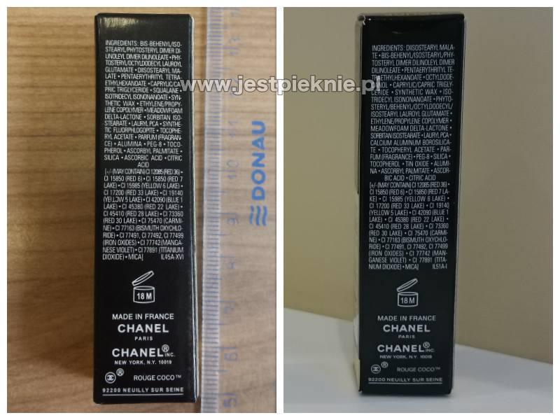 e182237de5868 Jak rozpoznać podróbkę szminki Chanel? - Jest Pięknie