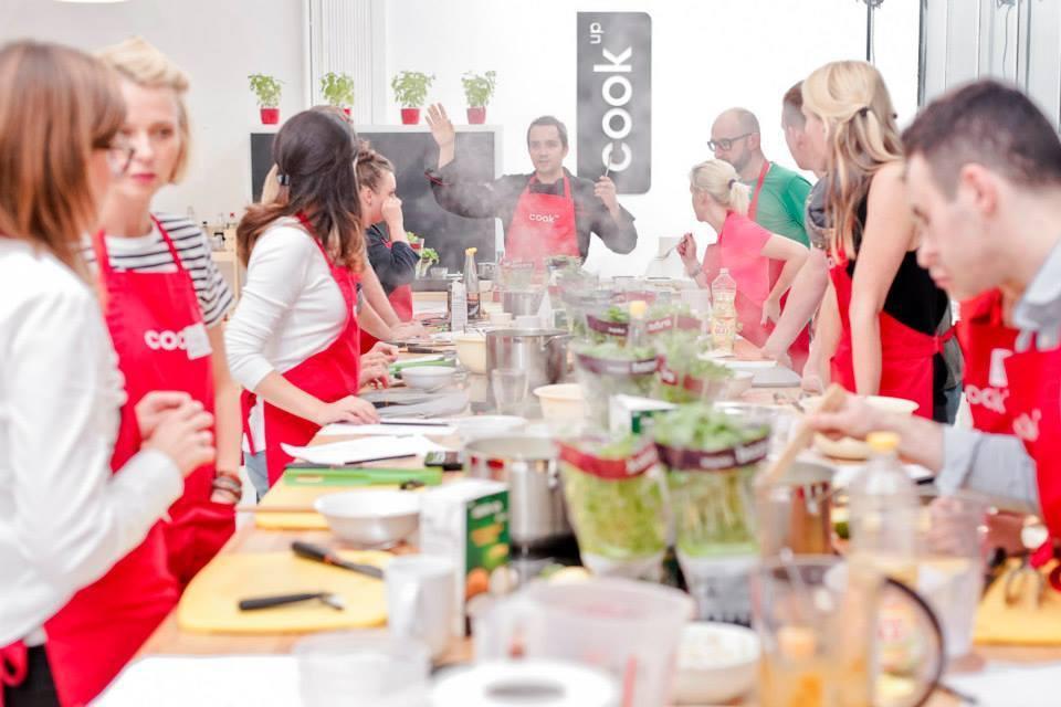 Poznaj CookUp Youth podczas otwartych warsztatów kulinarnych