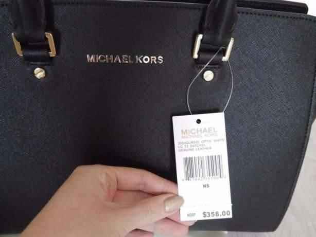 85e46cf5500b2 Jak rozpoznać podróbkę torebki Michael Kors  + WIDEO  - Jest Pięknie