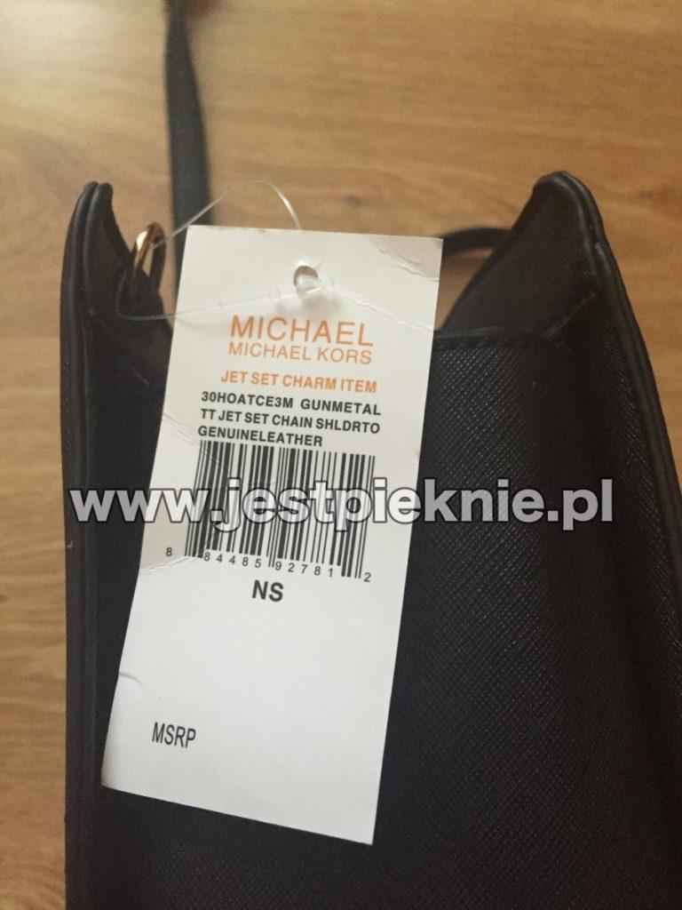 0be2213881814 Jak rozpoznać podróbkę torebki Michael Kors Selma? [+ WIDEO] - Jest ...