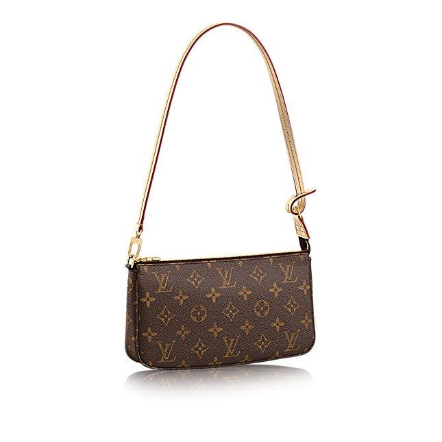 Ile kosztuje torebka Louis Vuitton (Eva, Favorite, Pochette)?