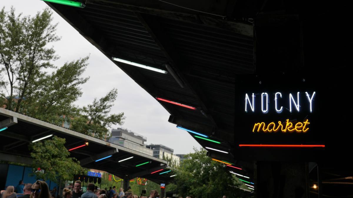 Nocny Market, czyli street food bez stresu