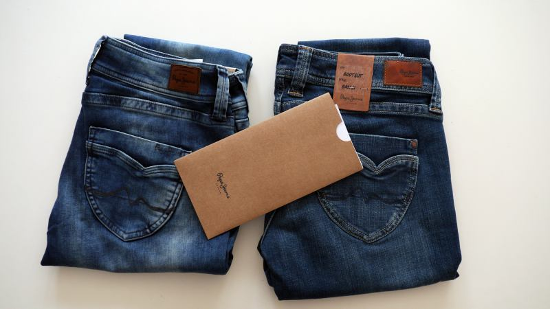 Ciuch dnia: dżinsy Pepe Jeans
