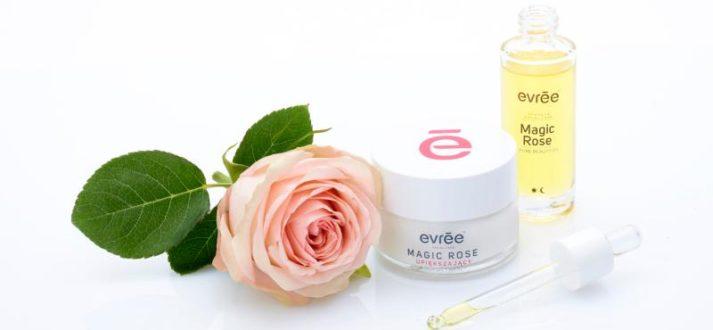 kosmetyki evree magic rose