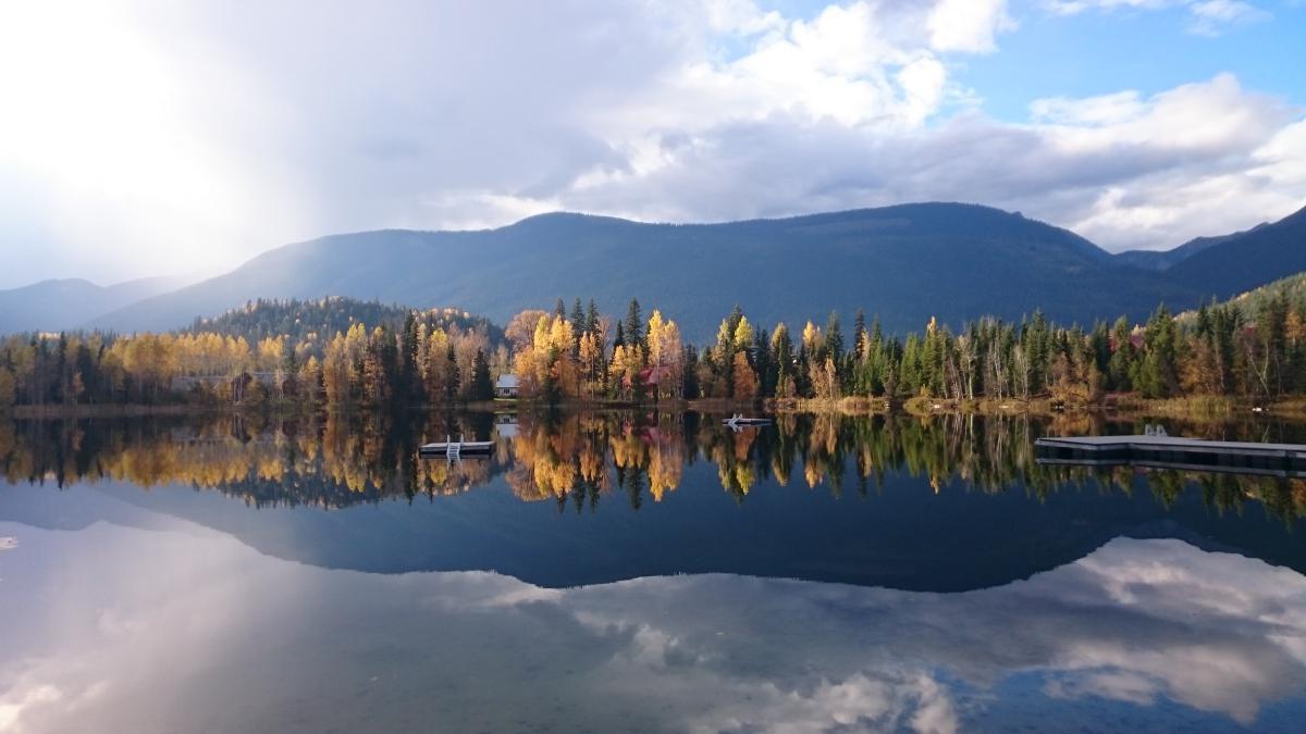Kanada: Jasper – Blue River