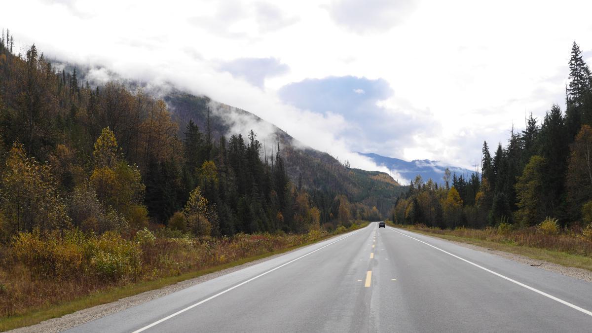 Kanada: Blue River – Kamloops