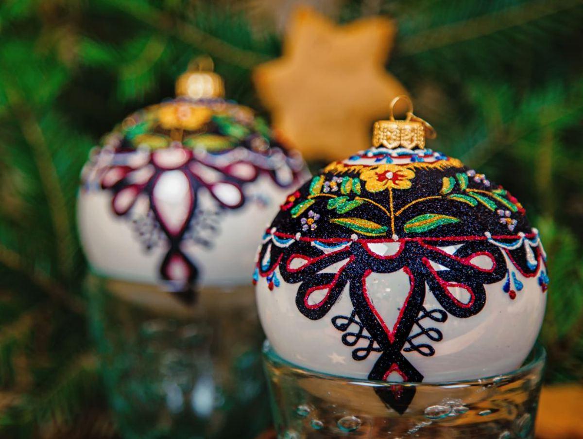 Bombkarnia – Boże Narodzenie w stylu folk